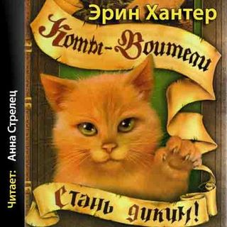 Hunter._Cats-warriors._Warriors_1._Becom