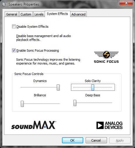ADI1986A 6-CHANNEL AUDIO WINDOWS 7 DRIVERS DOWNLOAD