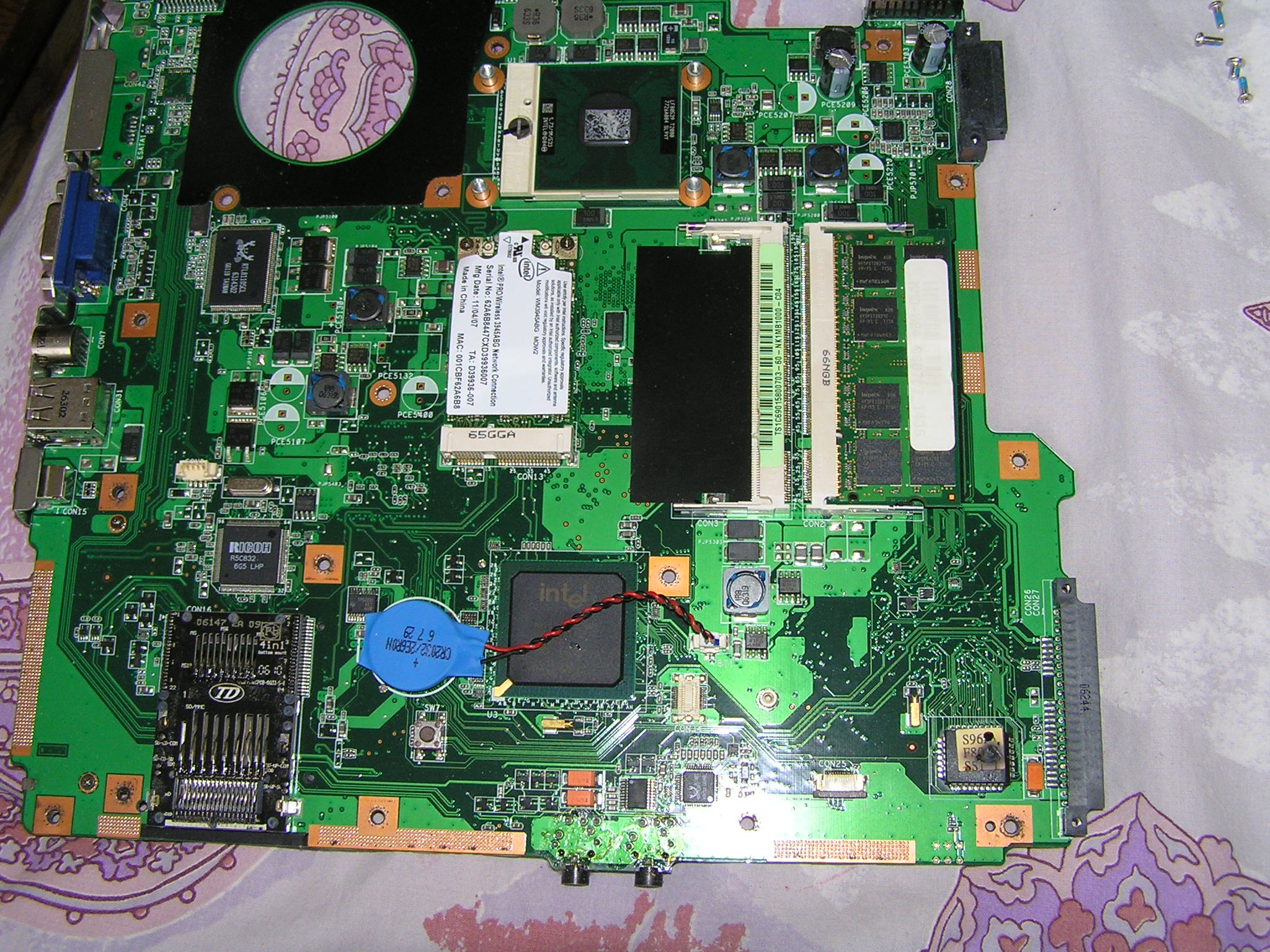 ASUS S96F DRIVERS DOWNLOAD