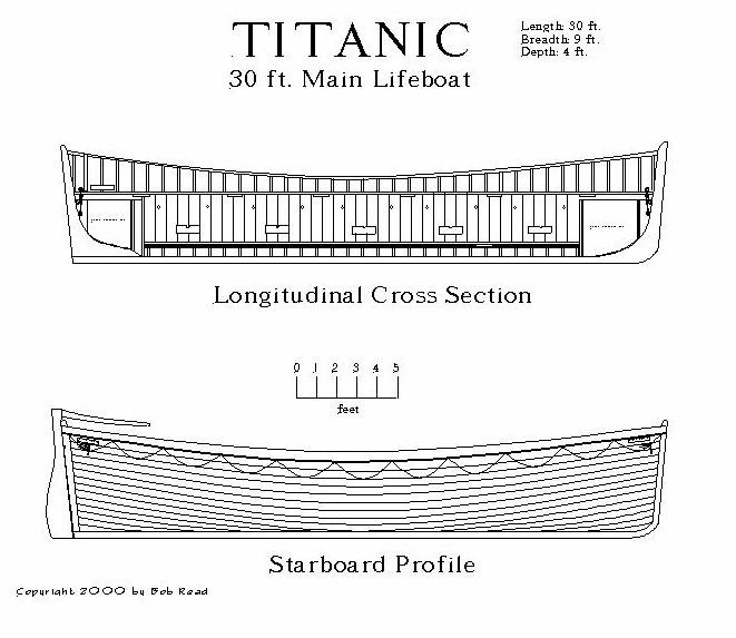 Чертежи кораблей Олимпик-класса и другие - фото 268 - Титаник2012.рф.