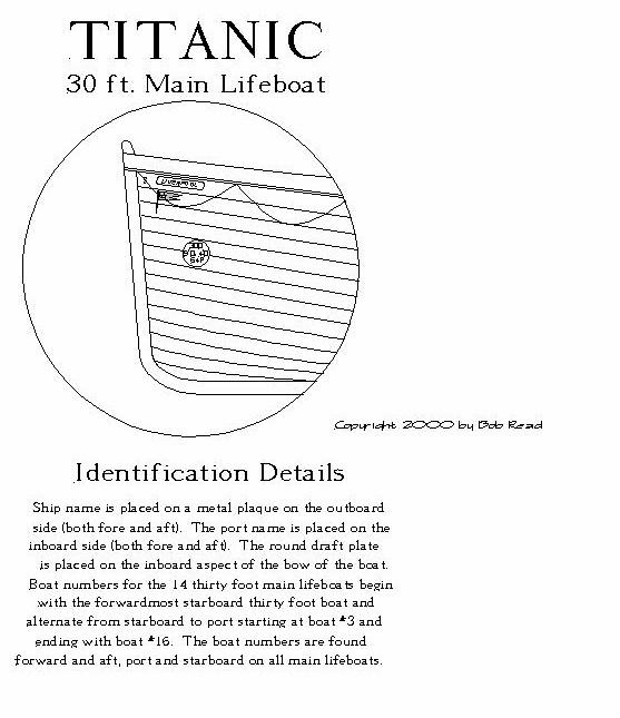 Чертежи кораблей Олимпик-класса и другие - фото 272 - Титаник2012.рф.