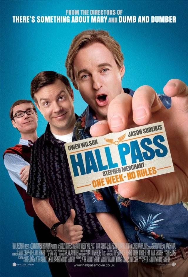 Hall Pass DVDRip XviD-DEFACED