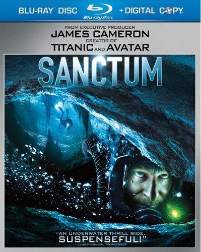 Sanctum 720p BluRay x264-TWiZTED