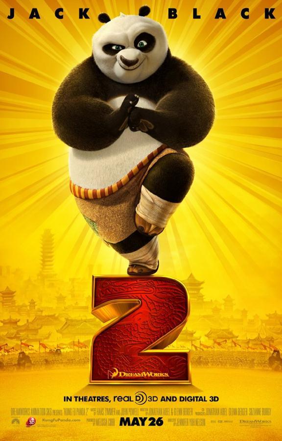 Kung Fu Panda 2 (2011) D CAMRip RUS-RelizLab