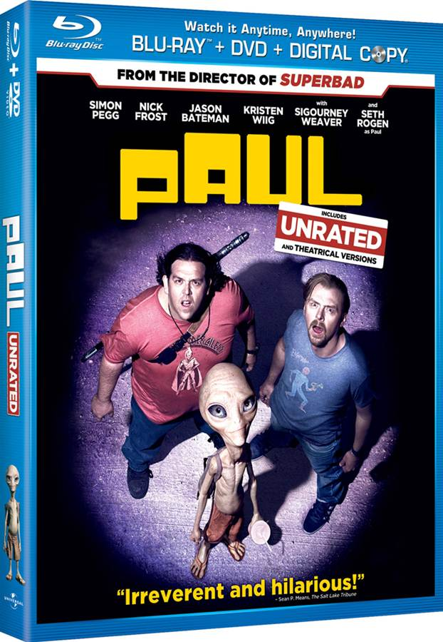 Paul 2011 EXTENDED 720p BluRay X264-AVCHD