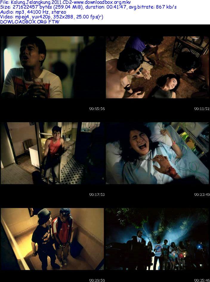 Kalung Jelangkung (2011) VCDRIP