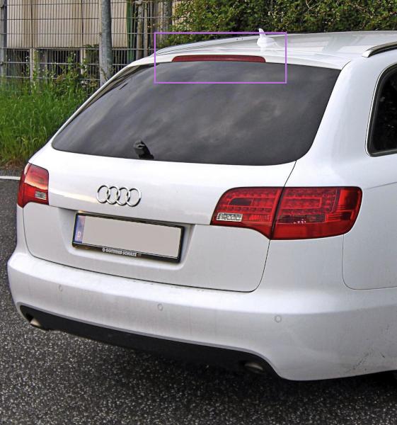Audi A6 Avant Tailgate Brake Lights Audiforums Com