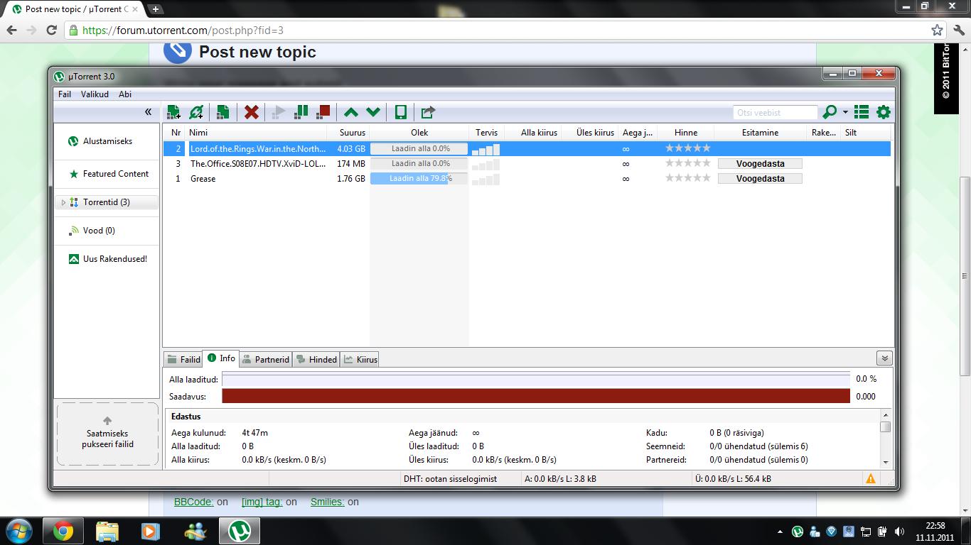 utorrent download links