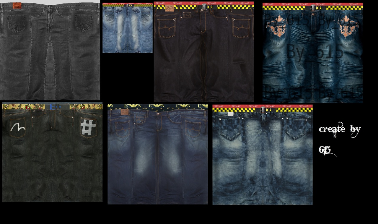 imvu jean texture clothing templates www