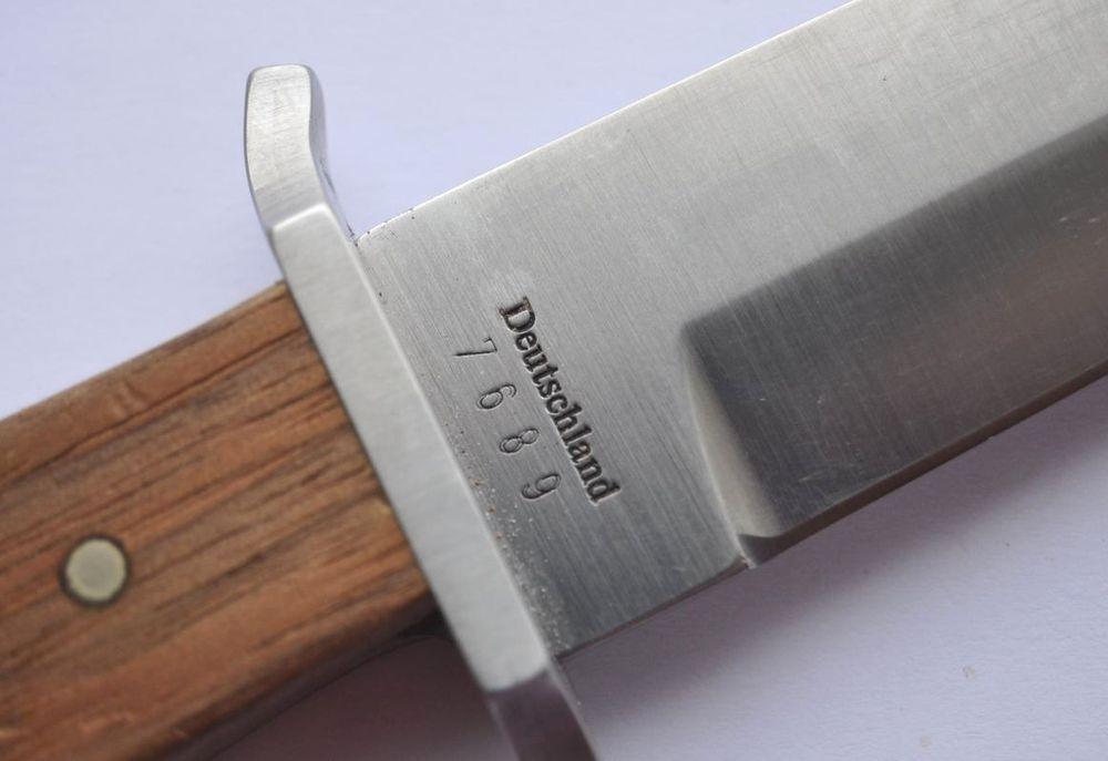 BOKER Germany Solingen German WWI Trench Knife Modern ...