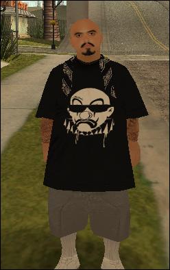 Hispanic gangbanger Sa-mp-070