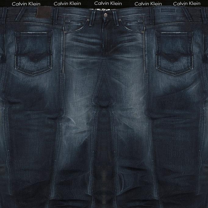 Men Jeans Vest