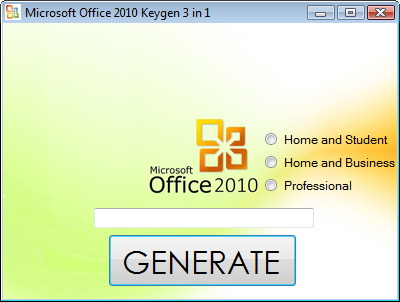 office 2010 activation patch