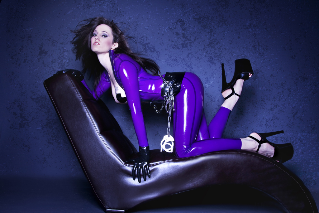 Purple Bitch 4