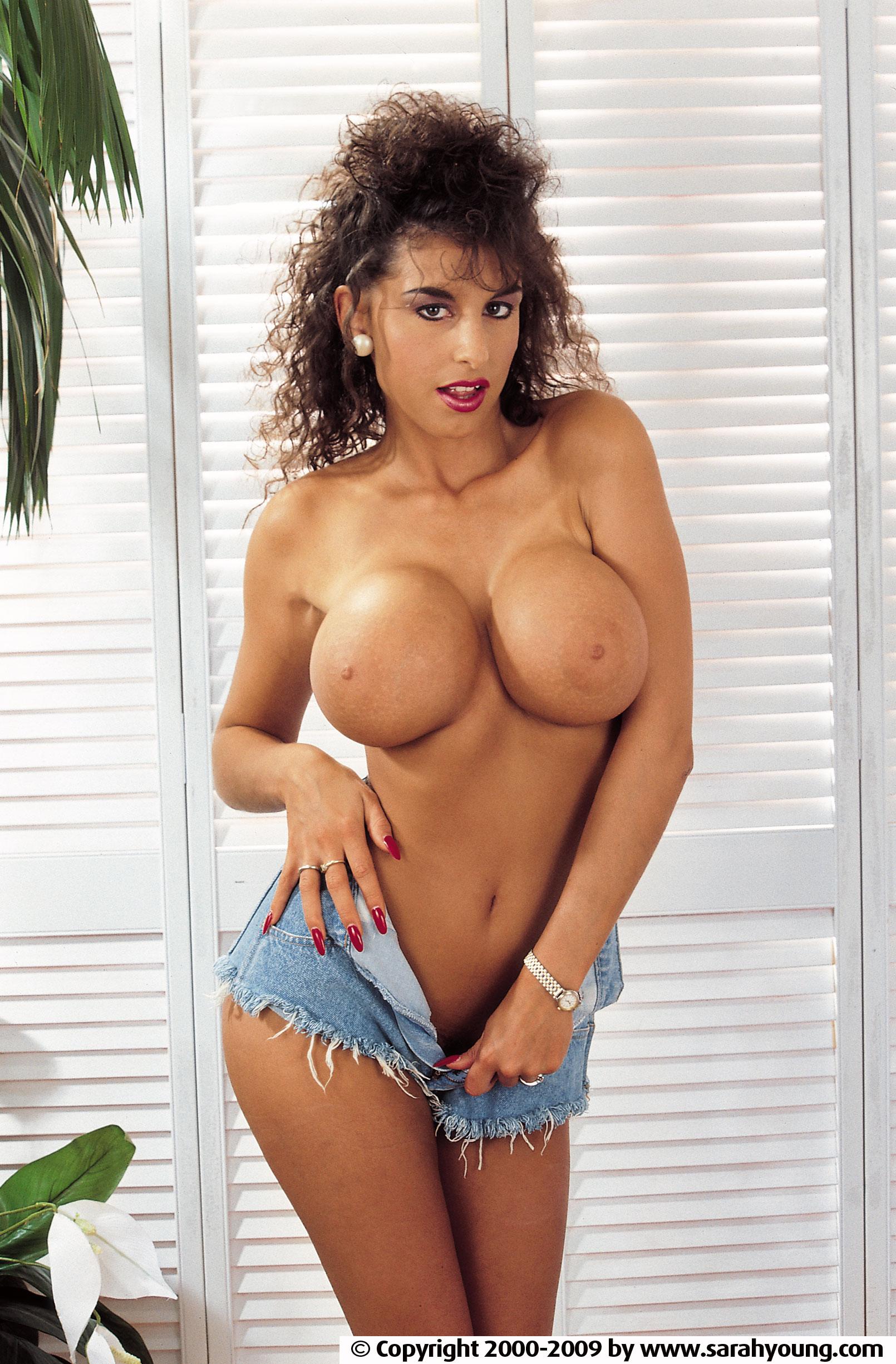 sarah louise young topless