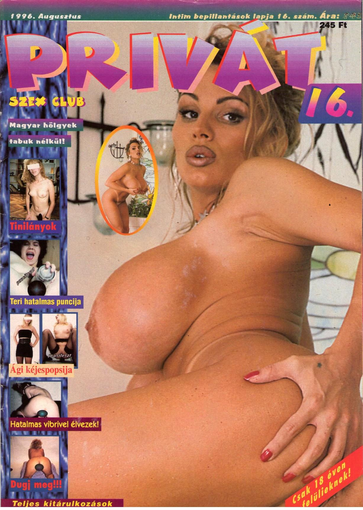 Different Adult Magazine