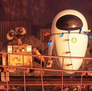 Wall-E ja Eva