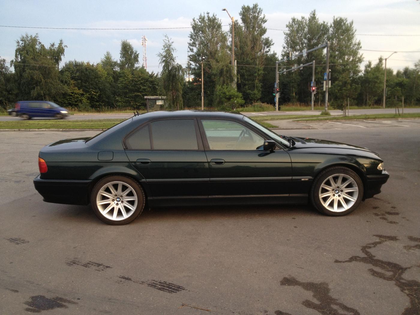 BMW E38 Club - обновил E38. зацените