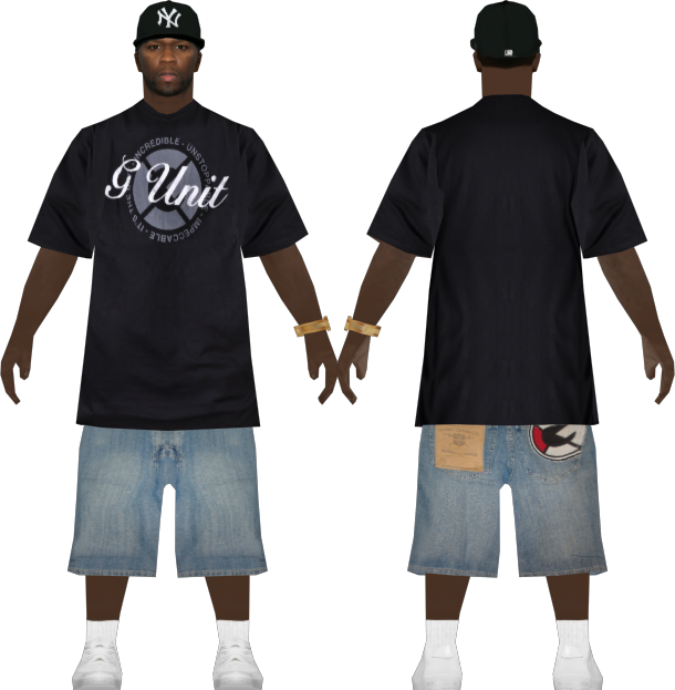 Micklo's Modifications 50_CENT_RENDER_2