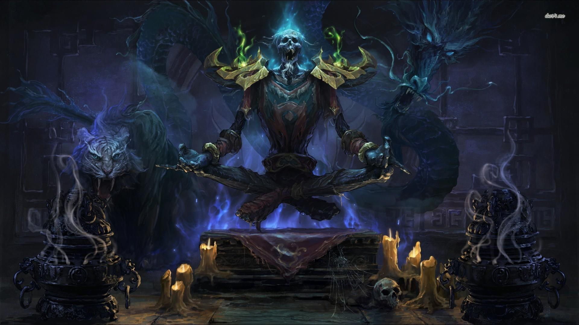 Craft Magic Items Wizard Build