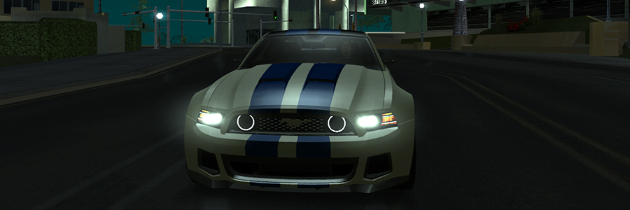Ford Mustang 2013 | Need For Speed Movie Edition