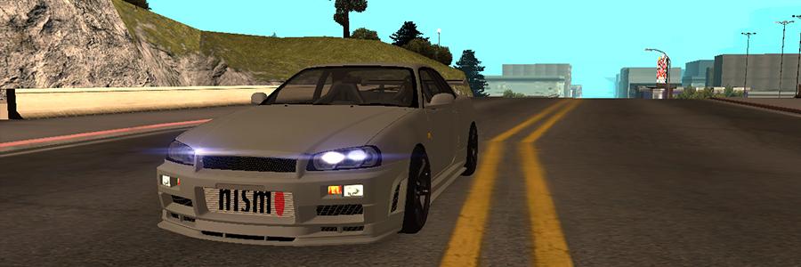 Nissan Skyline Nismo Z-Tune