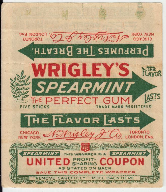 Vintage Gum 103