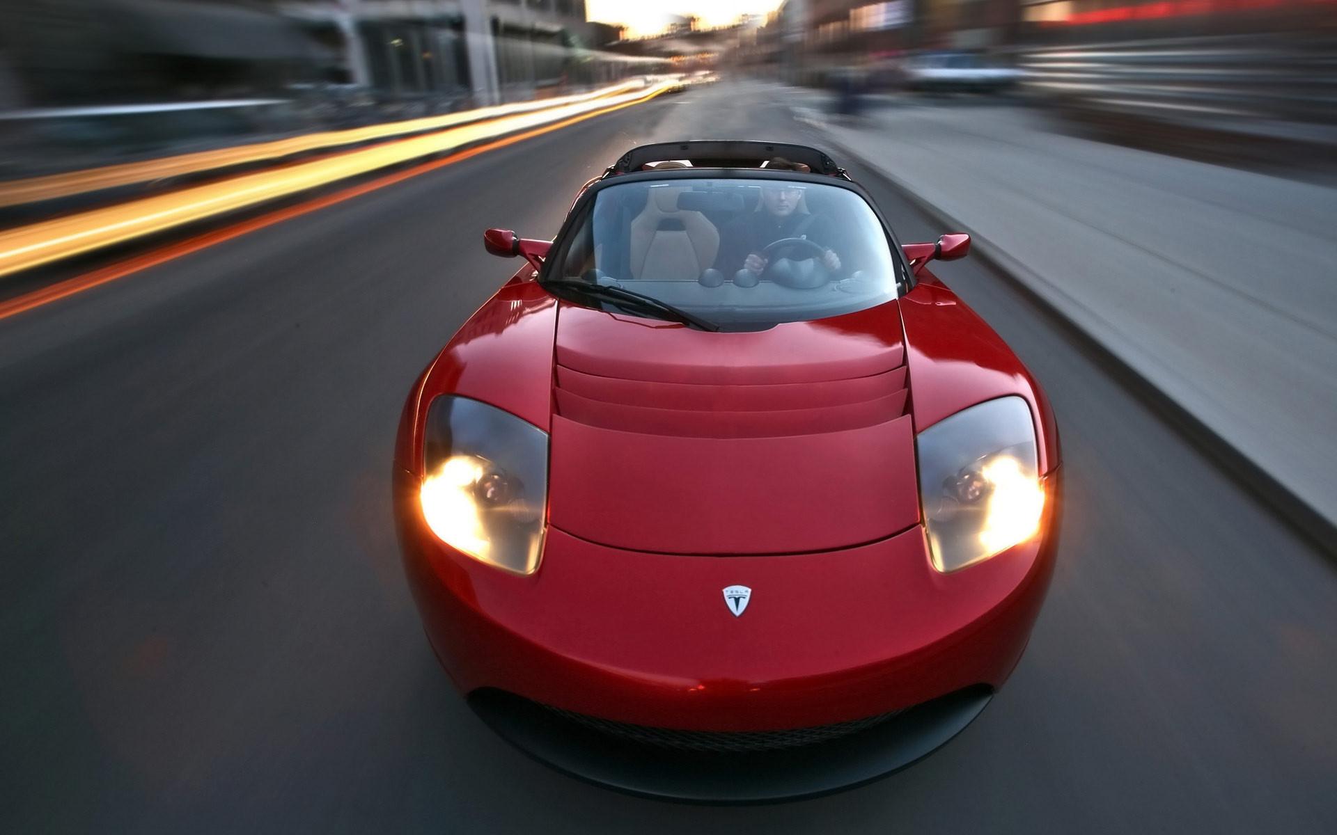 Фотографии автомобилей Tesla Model S / Тесла Модель С ...