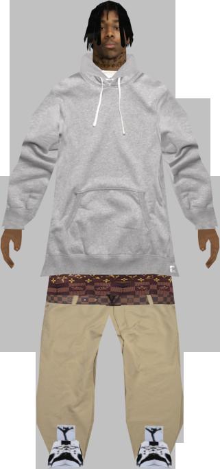 [REL] Pack Skin Afro Skinbrinkkk