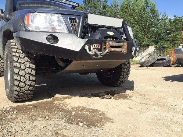 grand jeep cherokee днища фото