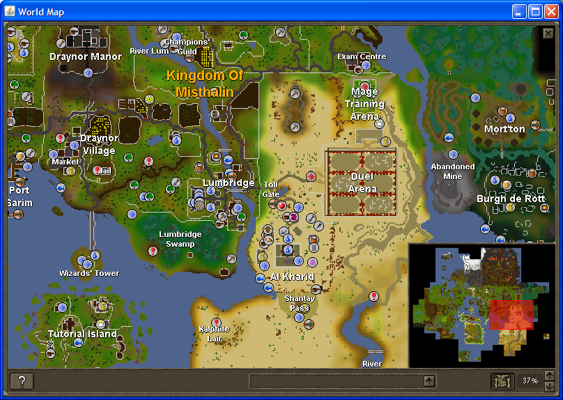 Top Runescape World Map 2007 Ideas - Printable Map - New ...