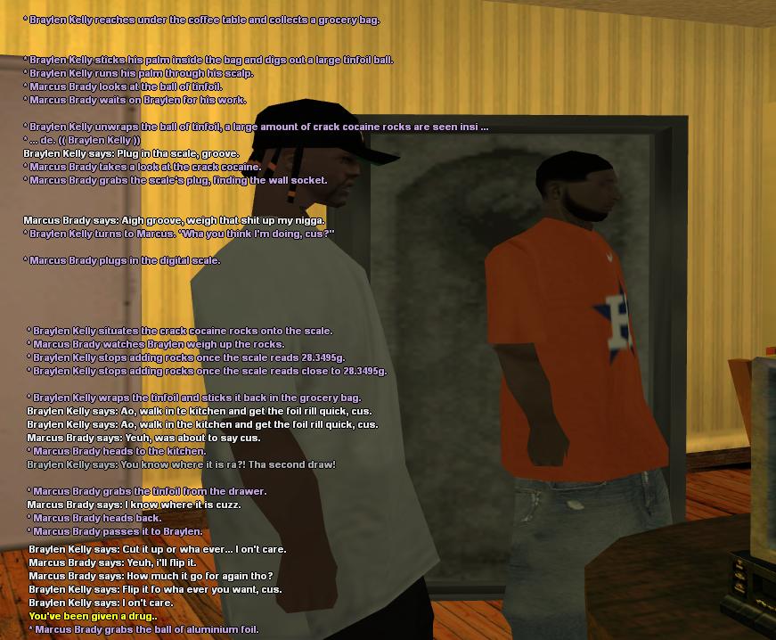 74 Hoover Criminal Gang - Page 2 - Los Santos Roleplay