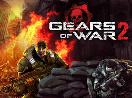 gears of war 2 coming 1 Consigue el doble de experiencia en Gears of War 2