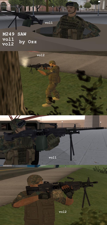 (FND) M249 M249byozz