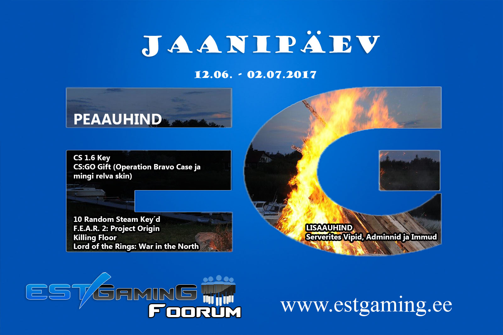 Topics tagged under csgo on Faval Jaanipaev_2017