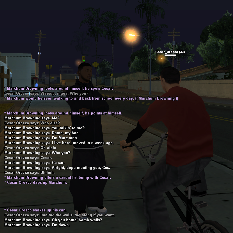 Best fontsize for 1920x1080 resolution? - Los Santos Roleplay