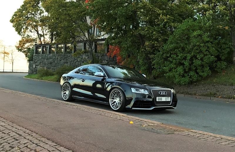 masuurik: Accuair Audi 5 Quattro IMG_0026foorum