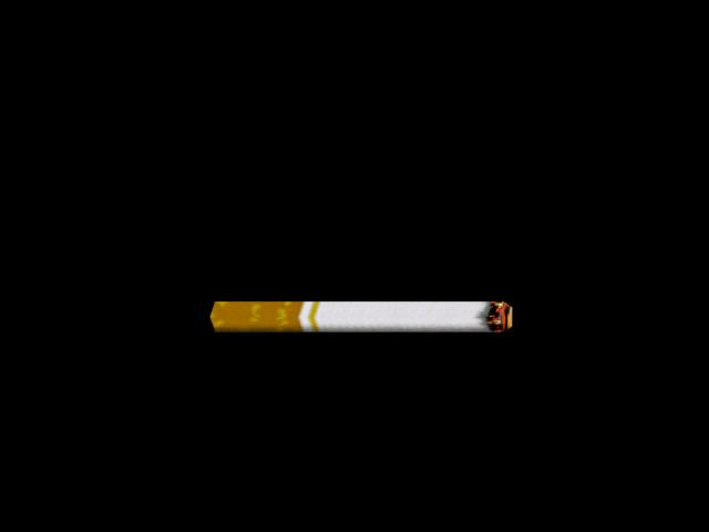 Fumer est mauvais pour la santé. Cigarette