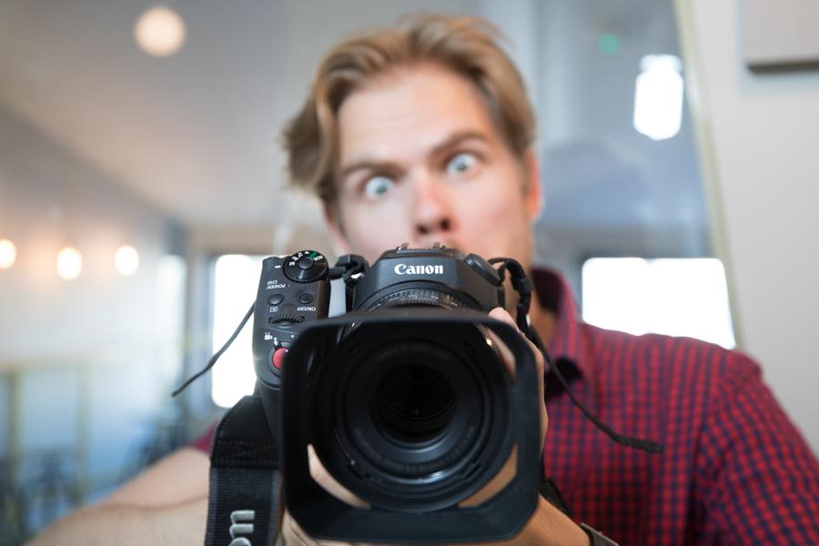 Youtube jaoks Videokaamera vs fotoaparaat - Videoülevaade