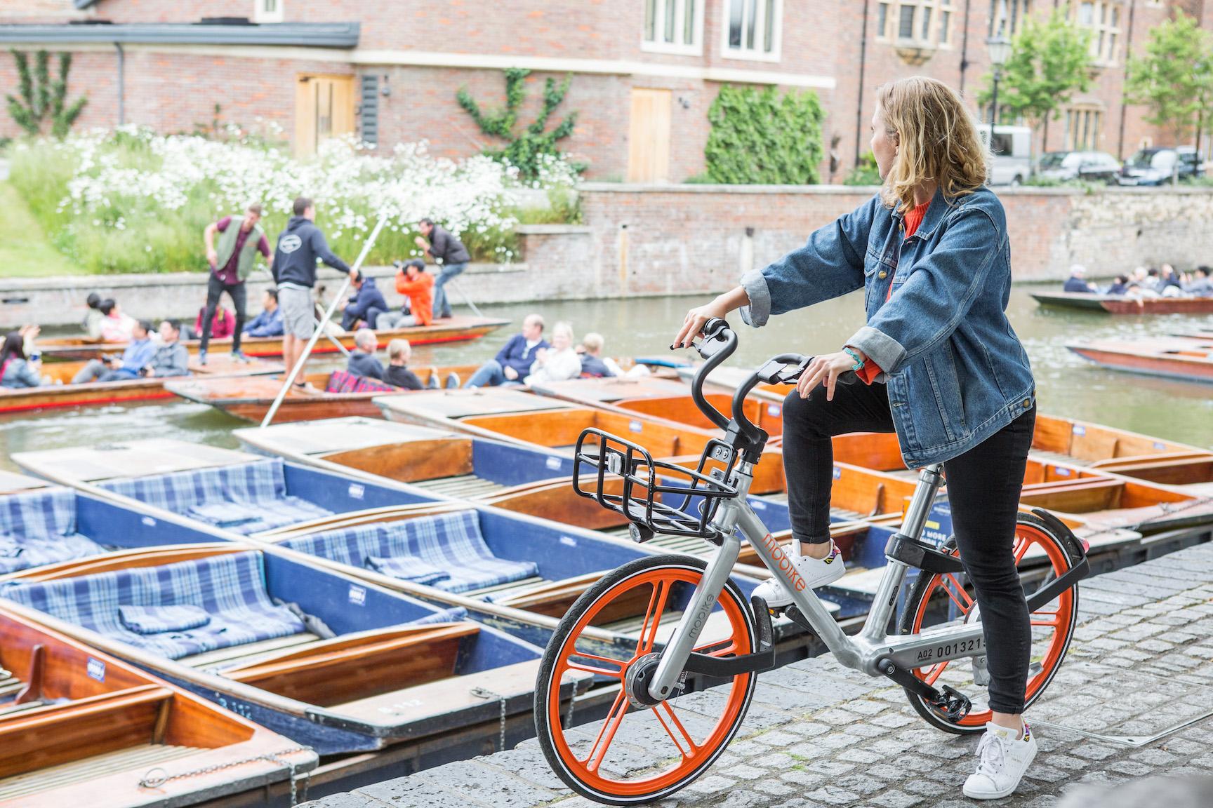 Maailma suurim rattarenditeenus Mobike alustas koostööd Fortumoga
