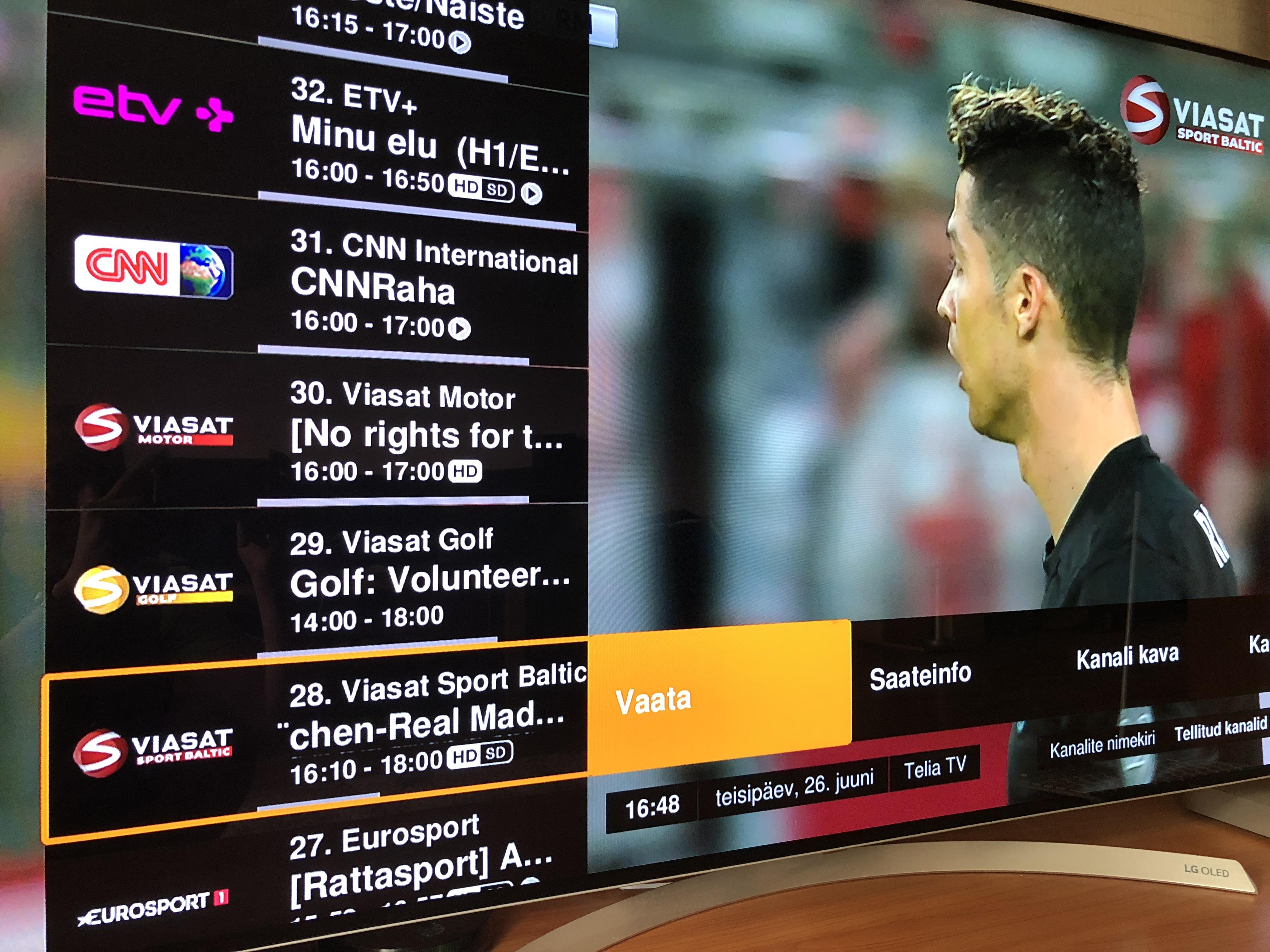 Telia TV :: Hinnavaatluse Foorumid