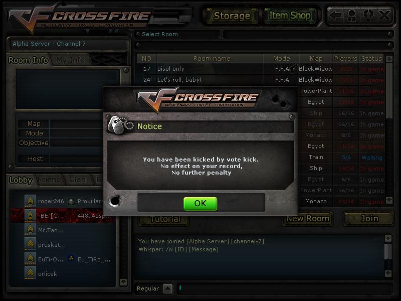 Взлом чужих аккаунтов в CrossFire - поможет вам завлодеть чужим.