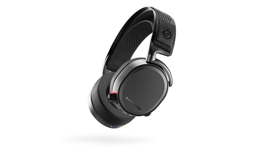 Ülevaade: SteelSeries Arctis Pro Wireless juhtmevabad RF/Bluetooth kõrvaklapid PC/PS4 jaoks.