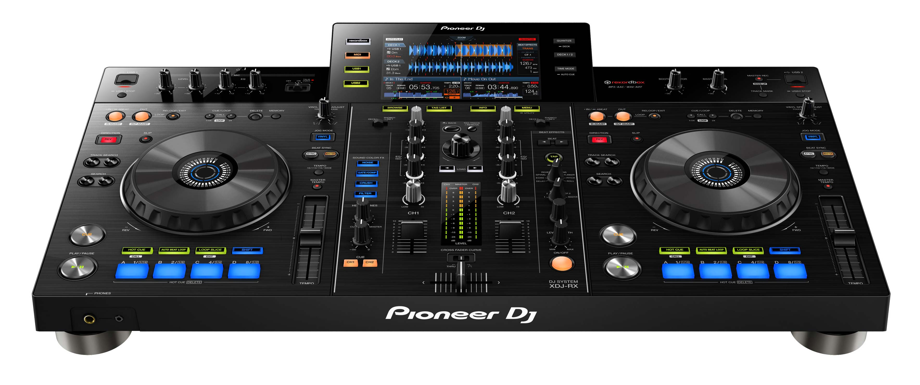 [MÜÜA] Pioneer XDJ-RX DJ Kontroller Pioneer-xdj-rx