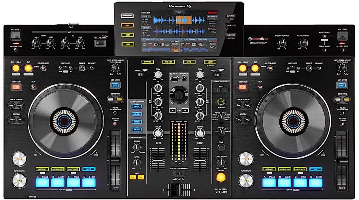 [MÜÜA] Pioneer XDJ-RX DJ Kontroller XDJ-RX-1204x670