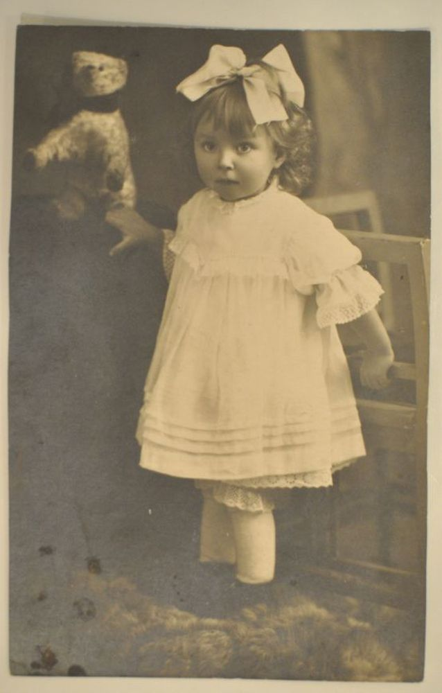 Remarkable, the Russian girl with teddy bear me? Many