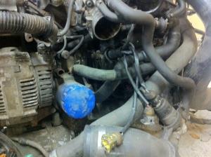 Xsara turbo projekt