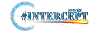 #Intercept logos