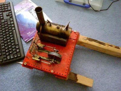 My Steam Engine