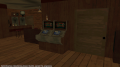 Main room (bar & toilet)